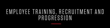 Capco D&I: Employee training, recruitment and progression