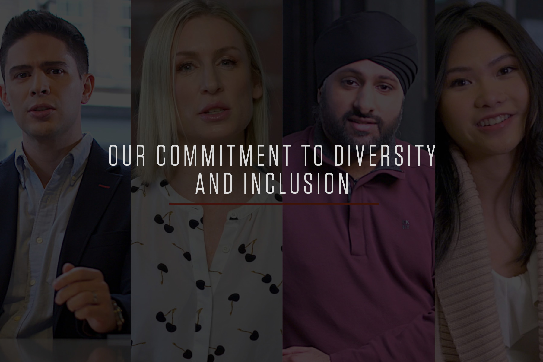Our Commitment to Diversity and Inclusion: Thumbnail