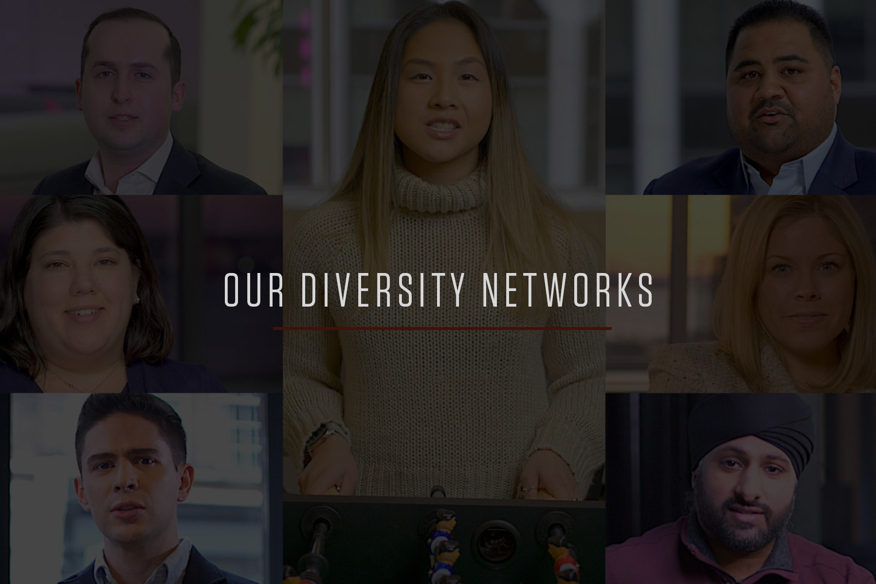 Capco D&I - Our Diversity Networks