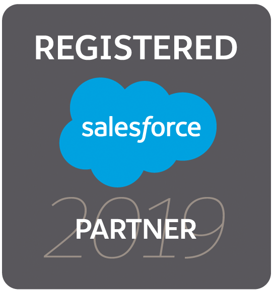 Registered SalesForce Partner 2019