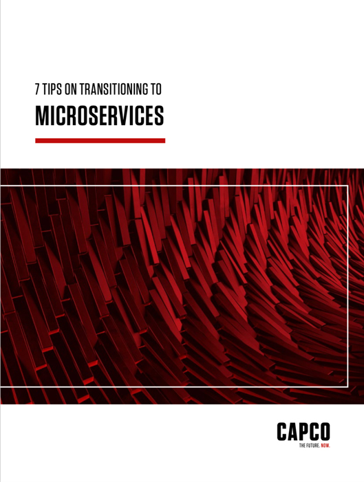 7 TIP ON TRANSITIONING TO MICROSERVICES
